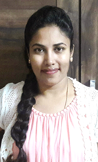 Swathi Pokuri Director of Hi tech school